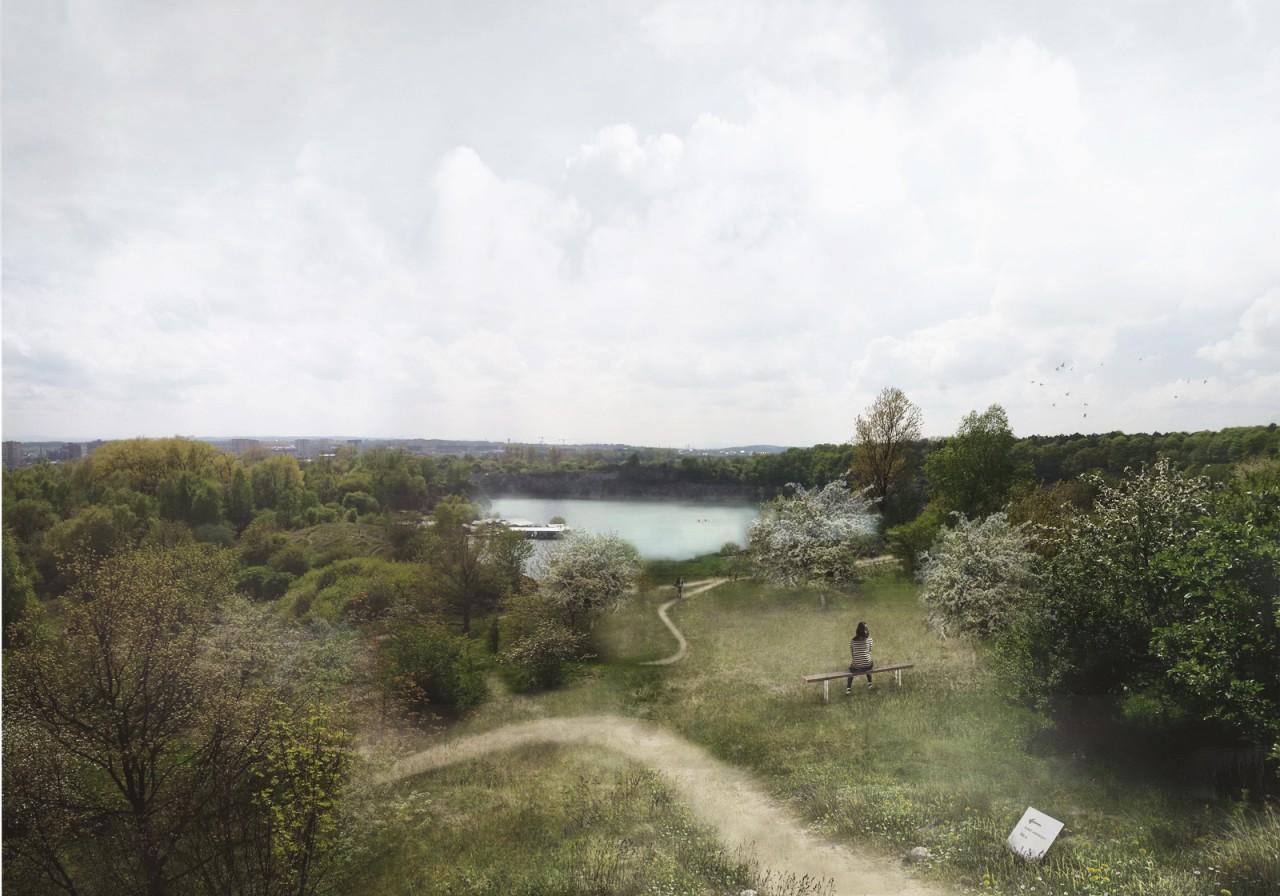 Landscape Practice Zakrzówek Park