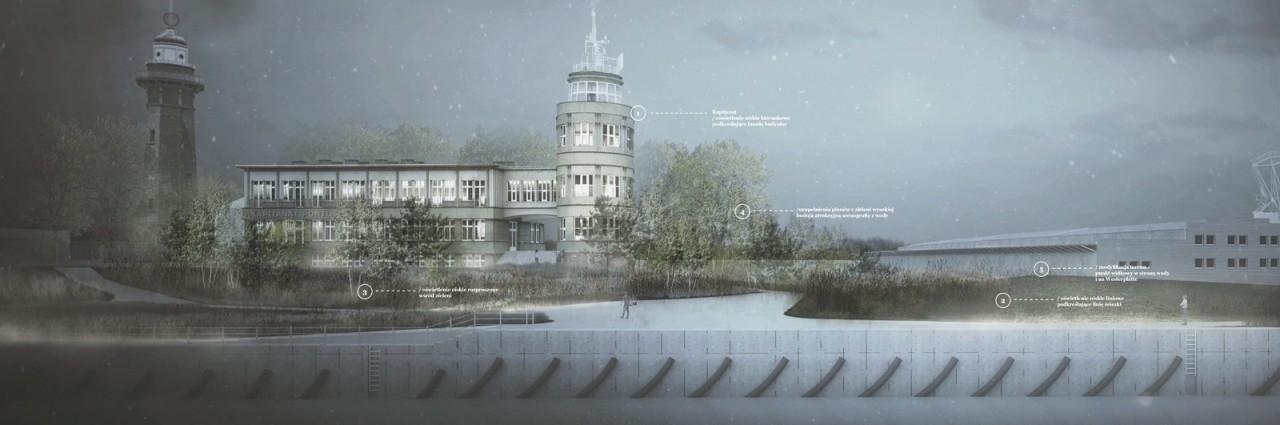 Landscape Practice Port w Gdańsku
