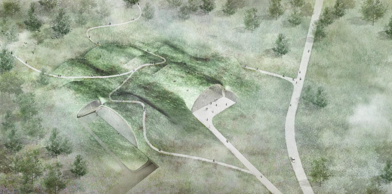 Landscape Practice Science Island