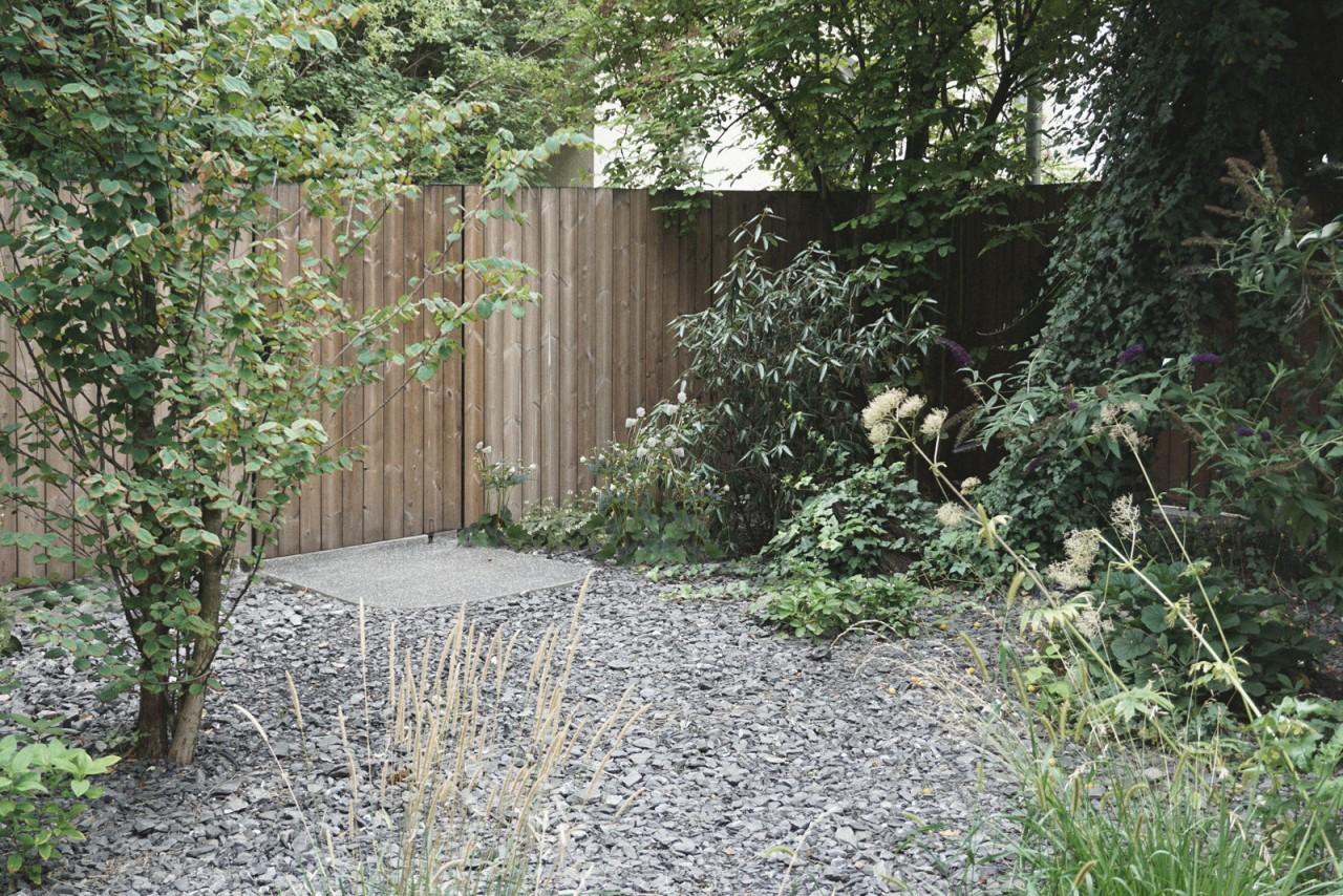 Landscape Practice Garden in Filtry